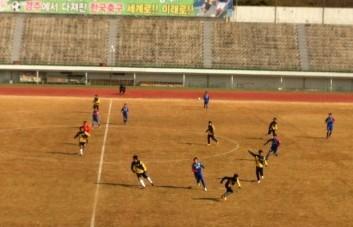 热身赛:姜坤破门,申花1-0庆州FC