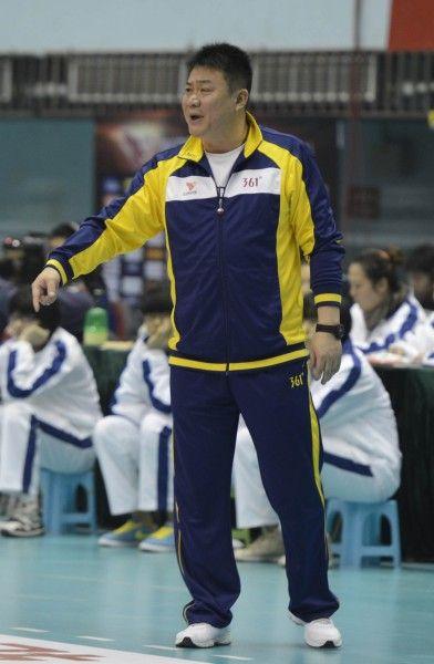 北京女排教练:联赛从根上就是一潭死水