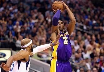 德安东尼:投篮就是科比擅长的