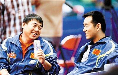 刘国梁正式出任国乒总教练
