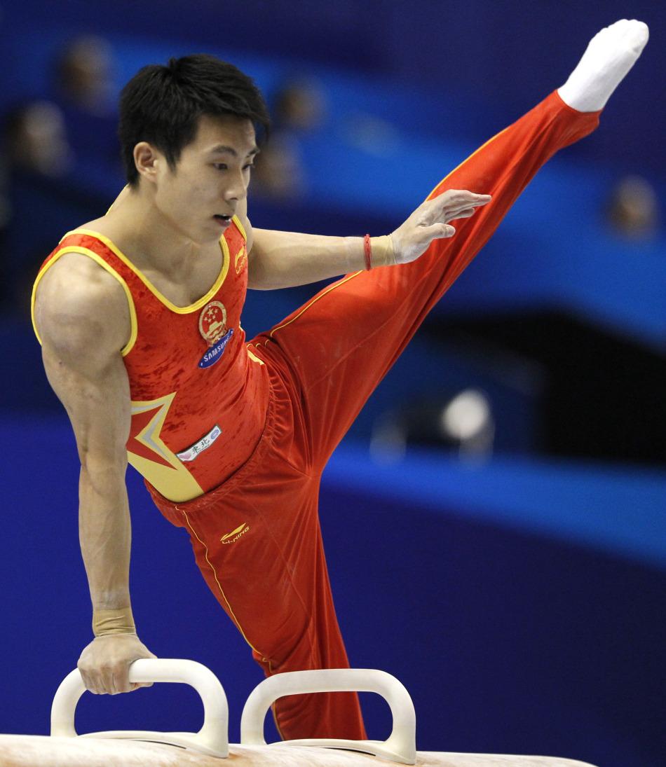 第45届世界体操锦标赛将在中国南宁举办