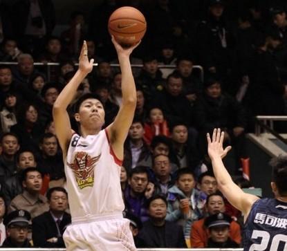 李敬宇:为季后赛弃三分大赛,不想打回东莞