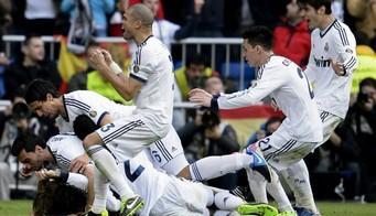 拉莫斯绝杀,皇马2-1胜巴塞罗那