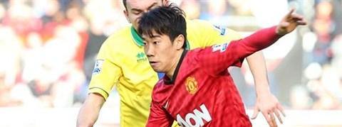 弗格森:进球复进球,香川好成就