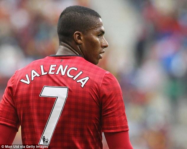 瓦伦西亚:曼联的7号总是与众不同