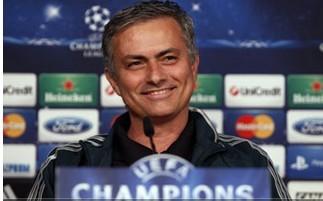 穆里尼奥:全世界都在看曼联对皇马