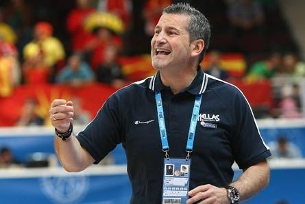 曝希腊少帅将执教男篮,曾获欧冠最佳教练