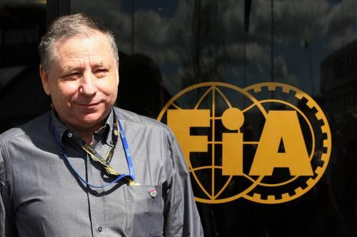 让-托德或将留任国际汽联主席