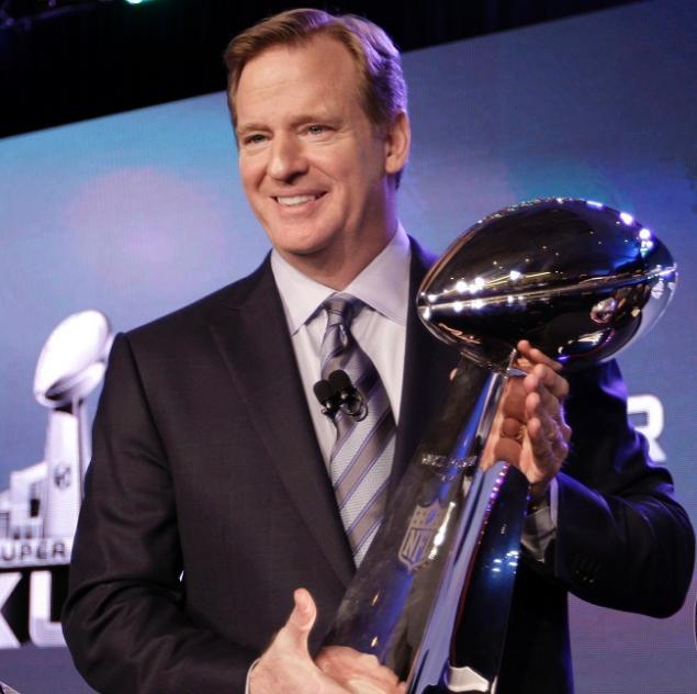 NFL总裁力压斯特恩登上体育界权势榜首