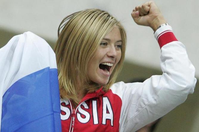 俄网球高官:莎娃是真正的爱国者