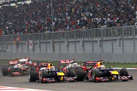 FIA确定2013赛季赛程为19站