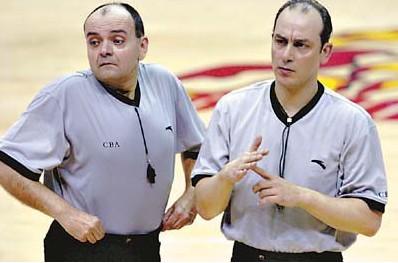 篮协:半决赛至少一名外籍裁判,抽签定人选