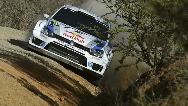 WRC墨西哥站首日:奥吉尔笑傲群雄
