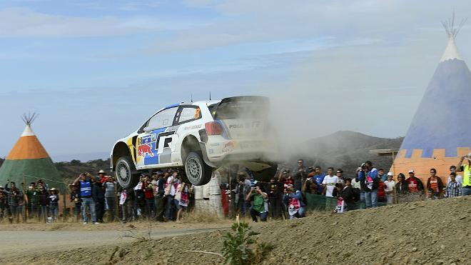 WRC墨西哥站次日:奥吉尔胜利在望
