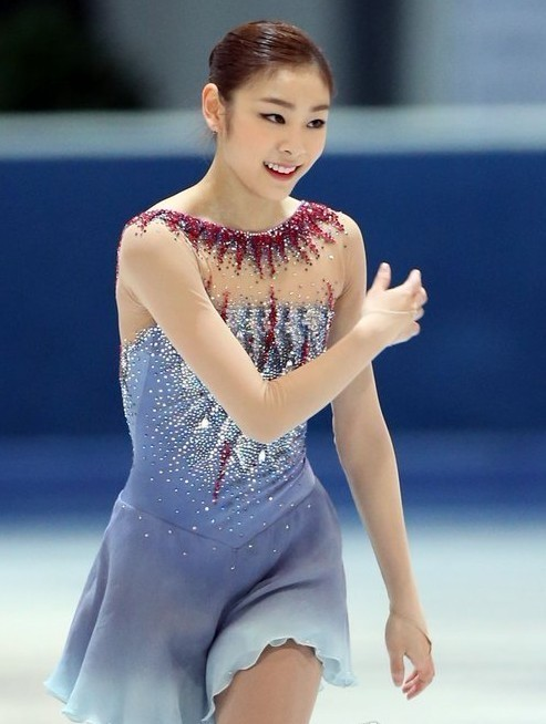 金妍儿出征花滑世锦赛,称与浅田比较有压力