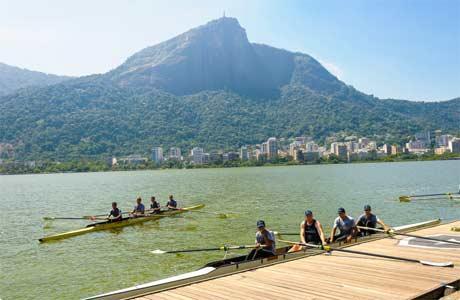 雷德格雷:里约奥运会必将会令全世界赞叹