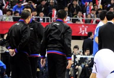 亚篮联:亚洲比赛用亚洲裁判,这是发展计划