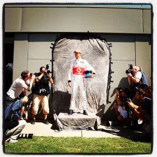 巴顿回应汉密尔顿对迈凯轮的批评