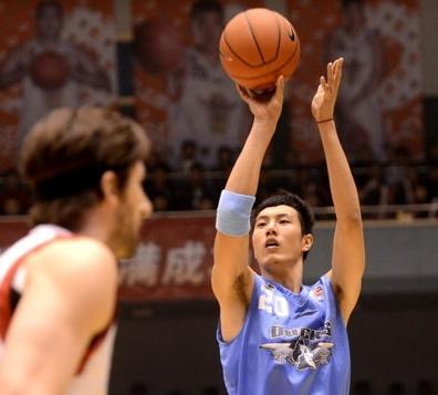 北京止步半决赛,翟晓川:感谢!下赛季见!