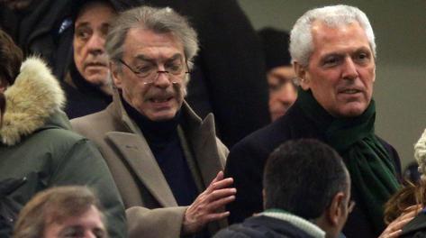 莫拉蒂:穆里尼奥不会回来|国米踢得很棒