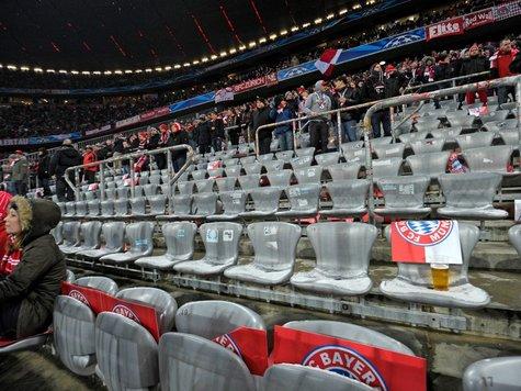 拜仁欧冠四分之一决赛门票已预订一空