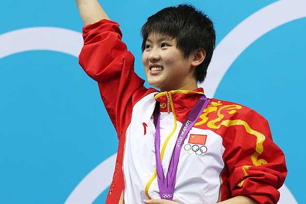 陈若琳系列赛34冠历史之最