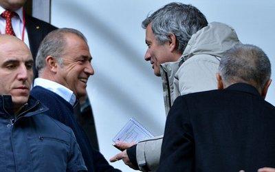 穆里尼奥亲赴土耳其考察加拉塔萨雷