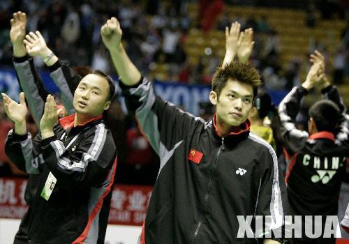 苏迪曼杯国羽头号种子,韩国印尼二档