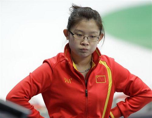 冰壶世锦赛中国不敌苏格兰遭遇四连败