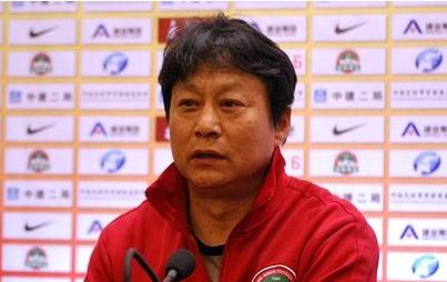 唐尧东:比赛中看到了球员们的血性