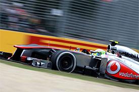 惠特马什:赛车不给力,但车手们很努力