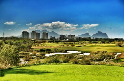 里约奥运高尔夫球场即将开建