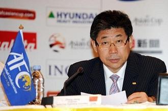 fifa2015 中超-张吉龙正式出任国际足联执委
