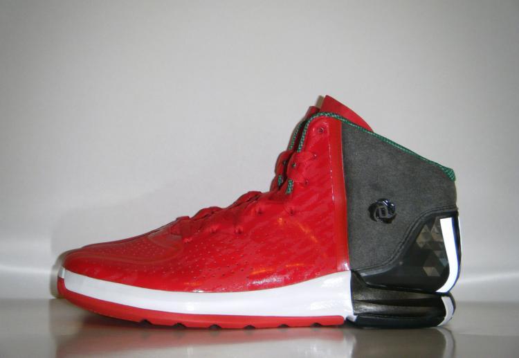 adidas Rose 4圣诞大战