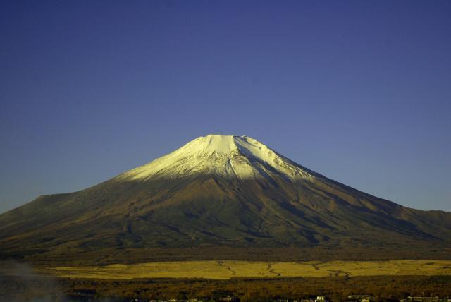 富士山夏季登山季将于9月2日结束