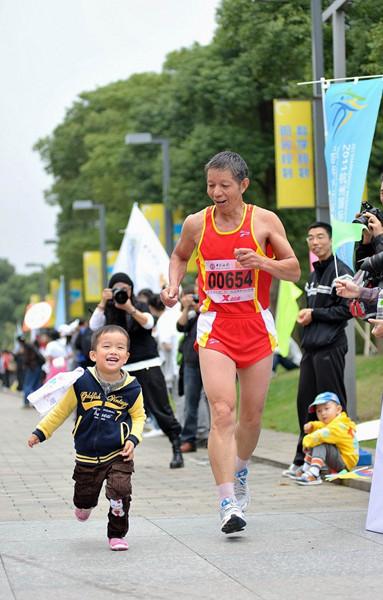 马拉松赛前热身:做得少,就是好