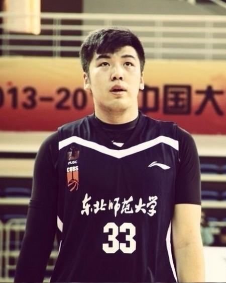 刘连:我更享受大学篮球的快乐