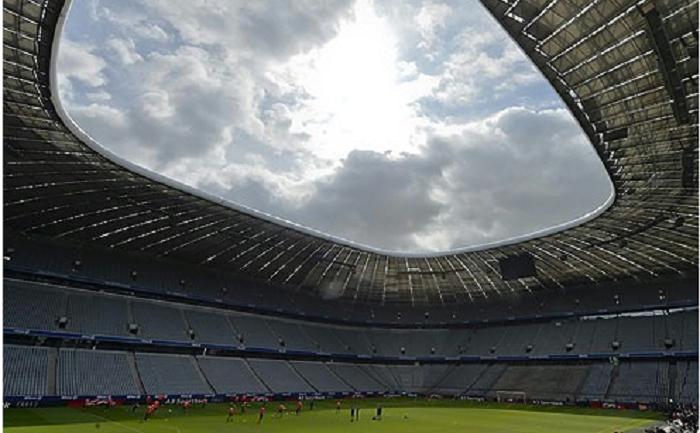 安联与温布利竞争2020欧洲杯决赛举办地