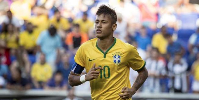 国际足球友谊赛巴西_内马尔:巴西从来不是一个人的球队_虎扑国际足球新闻