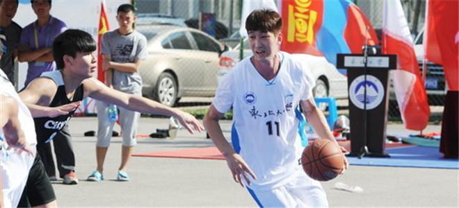 刘志轩代表东大出战亚洲大学赛事