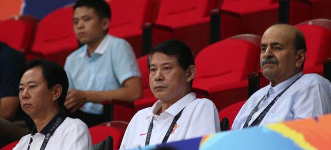 中国男篮集训名单_中国篮协官员避谈男篮集训名单_虎扑CBA新闻