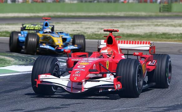 伊莫拉赛道有意回归F1?