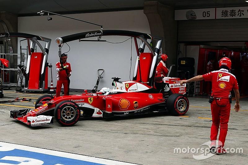 维特尔:相信轮胎策略,排位赛本来拿第二的
