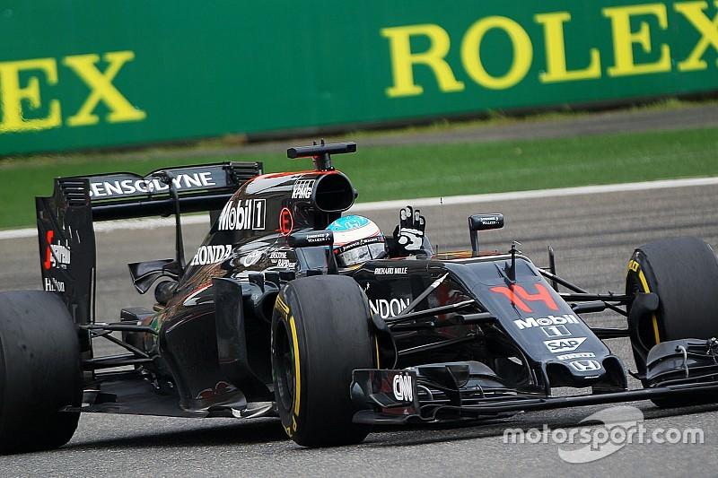 阿隆索:迈凯伦两车都该进Q3的