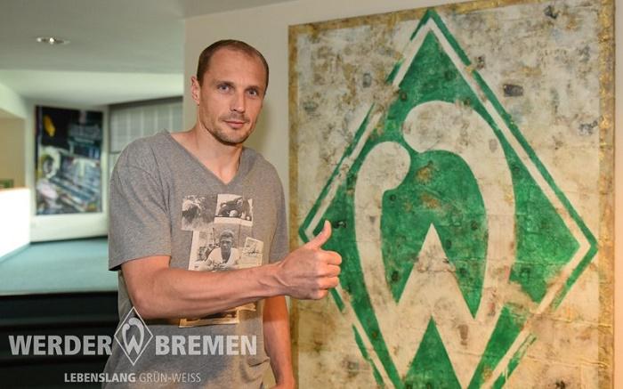 官方:不莱梅免签汉堡老门将德罗布尼