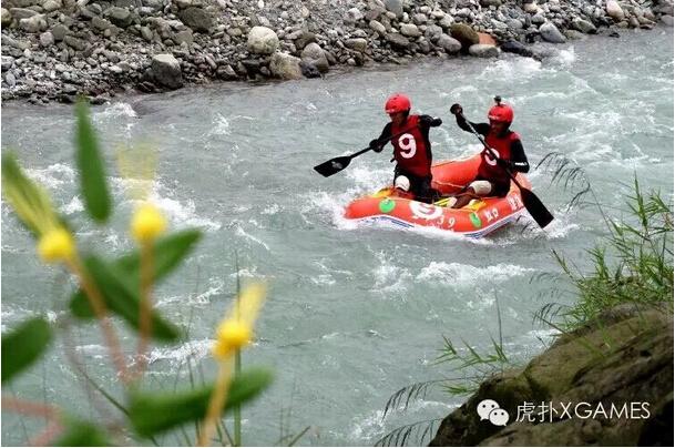 CESA漂流季来袭 都江堰大联赛报名开启