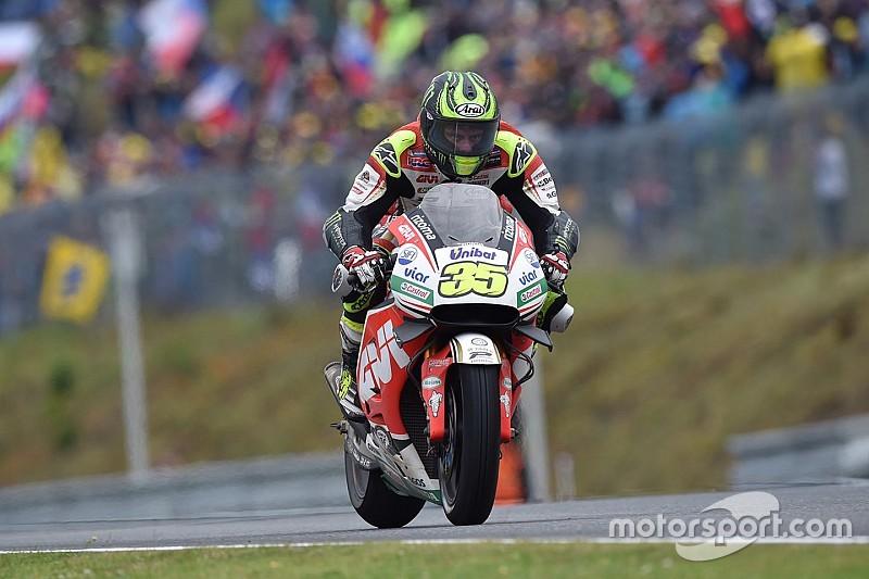 MotoGP捷克站:克拉奇罗结束英国车手35年冠军荒
