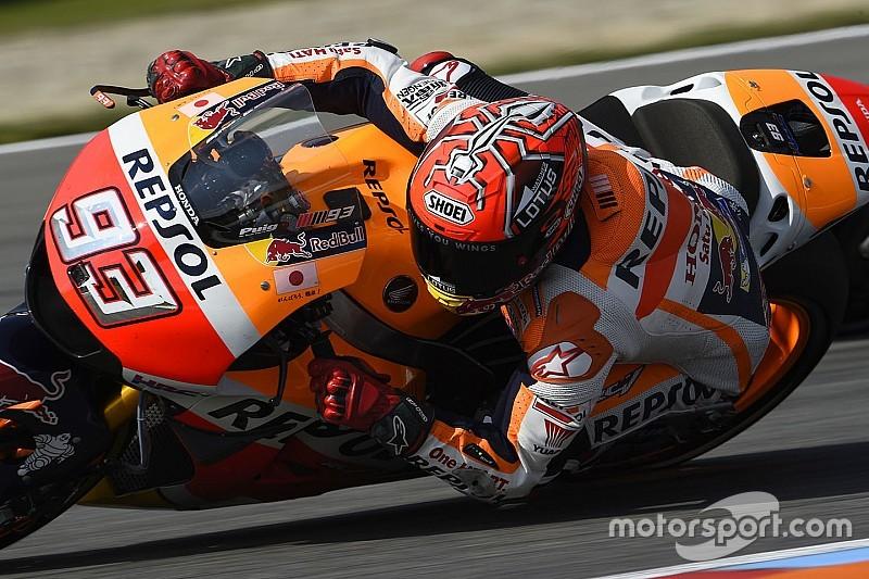 MotoGP捷克站:马奎兹模仿洛伦佐驾驶