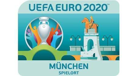 [流言板]2020年欧洲杯慕尼黑举办地Logo发布