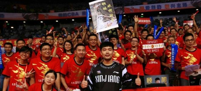 孙桐林感谢深圳球迷支持:我先哭会去
